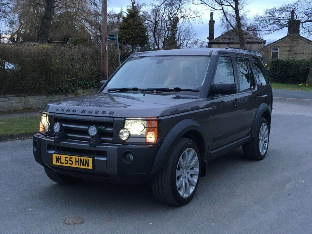 auto rover petrol discovery landrover se wagon land station new supercharged