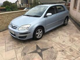 TOYOTA COROLLA 1.6 EXCELLENT CONDITION FULL 12 MONTHS MOT