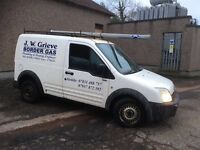 *** ford transit connect 2004 swap px car van ***