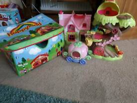 Happy land toy bundle