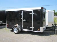 2015 American Hauler 6x12 Cargo Trailer