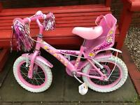 Girls bikes (2 for sale)