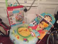 Seat ring, baby gym and chair