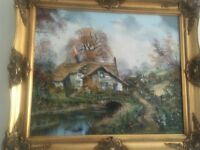John Corcoran Oil Painting