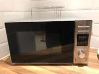 Sainsburys 17L digital 800w microwave - 6 months old