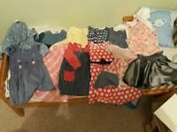 Girls 18-24 month dress bundle.