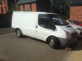 Spares & Repairs Only - Ford Transit MK7 2007 91k miles (Potential gasket issue / engine tapping)