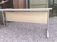Large Desks £39.00 each Free Delivery local