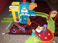 Vtech Toot Toot Drivers Police Station