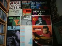 30 JAZZ VINYL ALBUMS, ALL IN GOOD CONDITION, MIX OF MODERN & TRAD