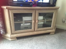 Matching TV stand, Bookcase and Lamp table
