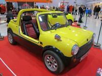 Classic mini based domino pimlico premier HT etc kit car wanted project