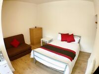 ALL INCLUSIVE furnished studio apartment in Armley - AVAILABLE NOW!