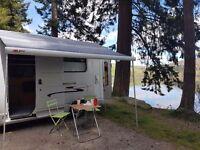 Ex Ambulance Converted to Camper Van