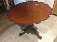 Replica antique table