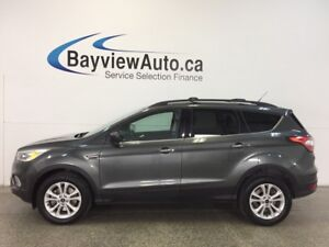 2017 Ford ESCAPE SE- 4WD|HITCH|ECOBOOST|HTD STS|REV CAM|SYNC!