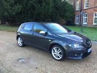 Seat Leon 2.0 TSI FR DSG 5 door part exchange swap with any car most welcome