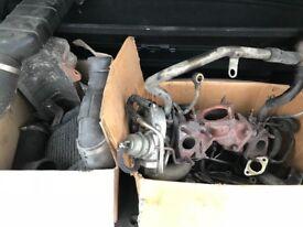 Twin turbos setup of a 1jz engine done 49k have gone single turbo hence sale