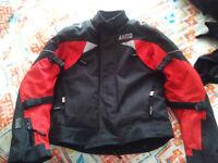 childs motorbike jacket never worn