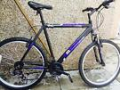 Large frame bike ammaco in excellent condition