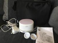 Philips twin breast feeding pump