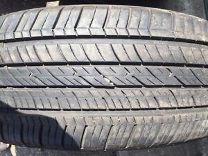 ONE 85% NEW COOPER 225/65R17 102T