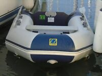 ZODIAC INFLATABLE 260 DINGHY