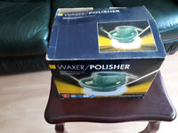 Parkside car wax polisher, never used still in box