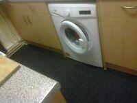 Bush 6KG 1200 Spin Washing Machine - White