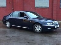 Rover 75 Club CDTI - 2 Litre Diesel - MOT'd - Low Miles - Private Reg Included - NEW Tow Bar!