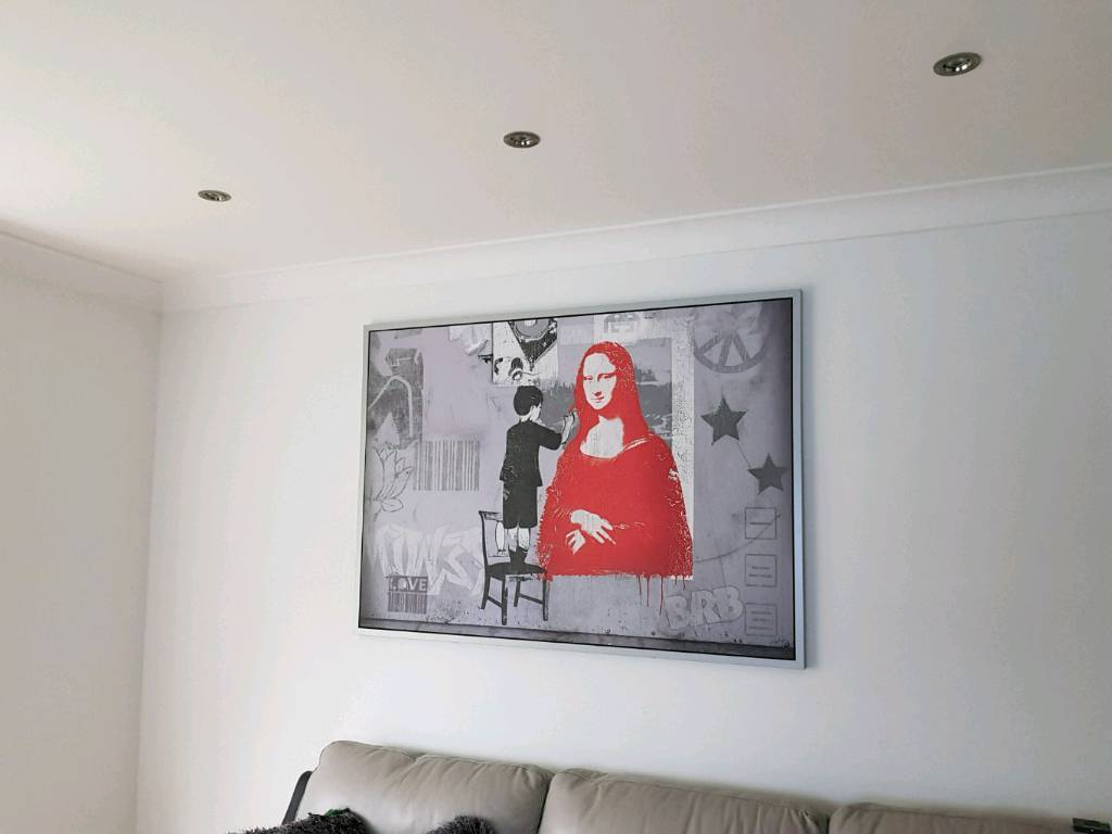 Framed canvas artwork | in Wakefield, West Yorkshire | Gumtree