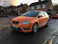 2006 Ford Focus ST-3 Low Mileage Great Condition, Top Spec £4300