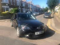 AUTOMATIC 2008 MAZDA 3 1.6L PETROL 2008 WITH SERVICE HISTROY AND NEW MOT IDEAL CAR TO HAVE