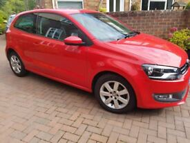 VW POLO - Auto - 1.4 Match - New Cambelt, Brake Fluid & Service