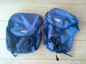 Two Phil and teds bags