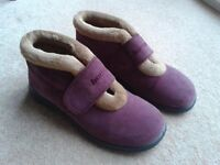 Women's Slippers by Hotter size 5