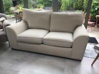 NEXT Sofa Bed in cream