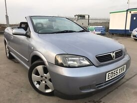 Vauxhall Astra 1.6 i 16v Exclusiv 2dr - Convertible