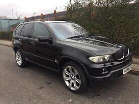 ***BMW X5 3.0 D SPORT FULL HEATED LEATHER+SATNAV+ALLOYS+DRIVES LOVELY*** £4999!
