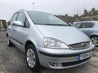 DIESEL 7 SEATER FORD GALAXY FULL SERVICE HISTORY MOT AUGUST 18