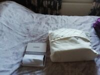 Chanel shopper and wallet