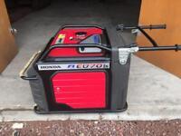 Honda Super Silent Generator