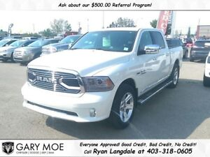 2016 Ram 1500 LIMITED **LOW KM'S/ LOADED**