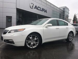 2014 Acura TL ELITE | 7/130WARRANTY | OFFLEASE | NAVI | AWD |