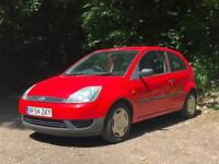 2004 54 Ford Fiesta Finesse 1.25 Petrol Manual Cheap Insurance/First Car Full Service History