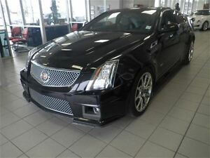 2011 Cadillac CTS-V Supercharged|NAV|Camera|Leather HTD|Sunroof
