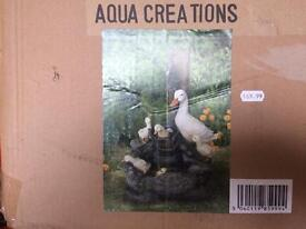 Aqua Creations Duck Water feature