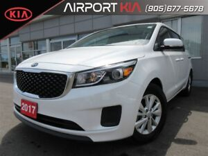 2017 Kia Sedona LX+ DEMO Backup Camera/ Power side doors/ 8 seat