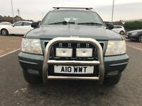 Jeep Grand Cherokee Limited 4.0 LPG 4x4 5dr
