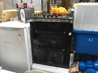 Bosch under counter oven and hob (delivery available)